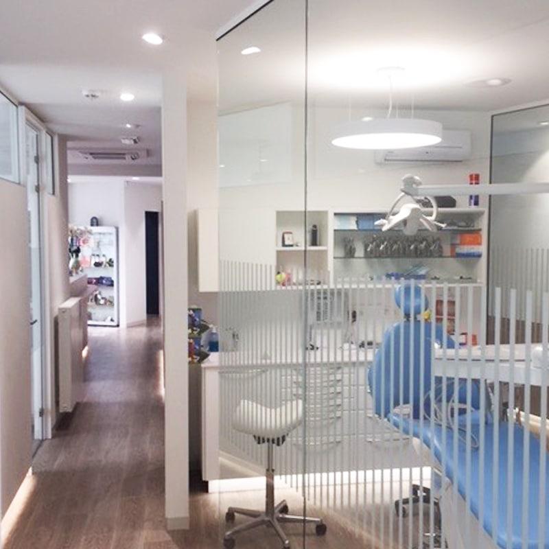 cabinet d'orthodontie Waterloo - salle de soin