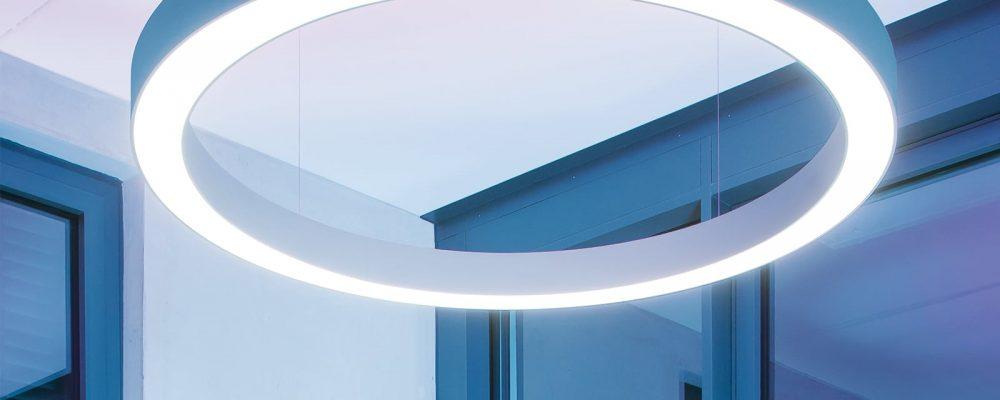 OD risorius lampe led design pour cabinet dentaire